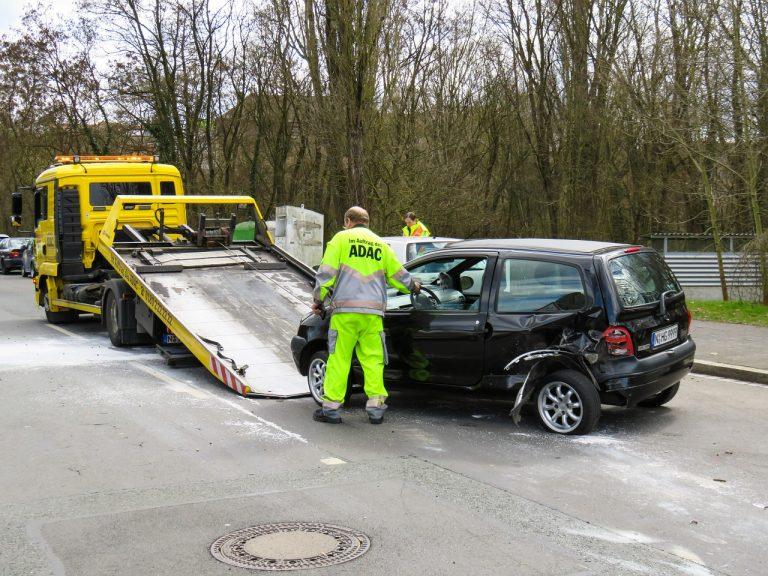 Pomoc Drogowa I Holowanie Samochodu W UK I UE -