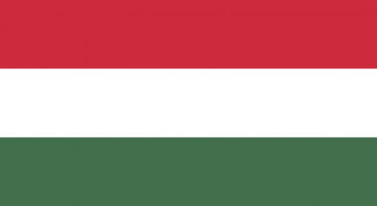 flaga Węgry